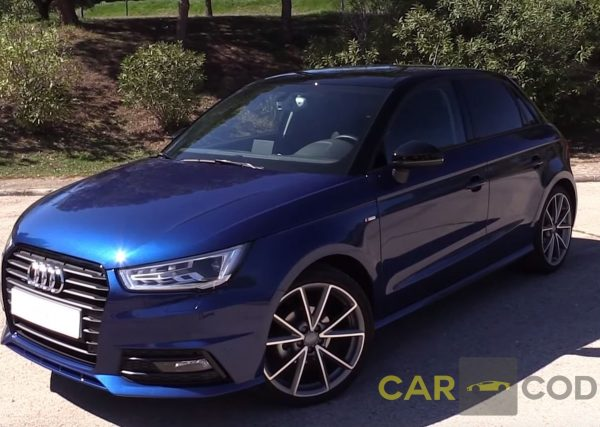 Audi A1 8X – ComingHome / LeavingHome LED